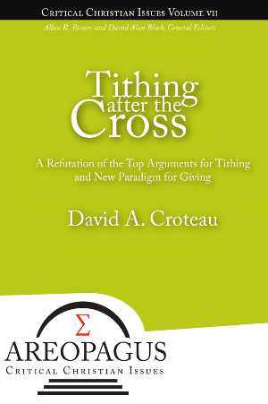 Available for Kindle: Tithing after the Cross