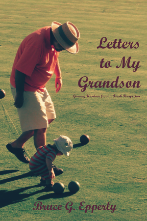 New Book: Letters to My Grandson