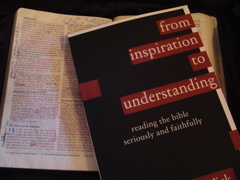Just Released: Ebook Editions of From Inspiration to Understanding