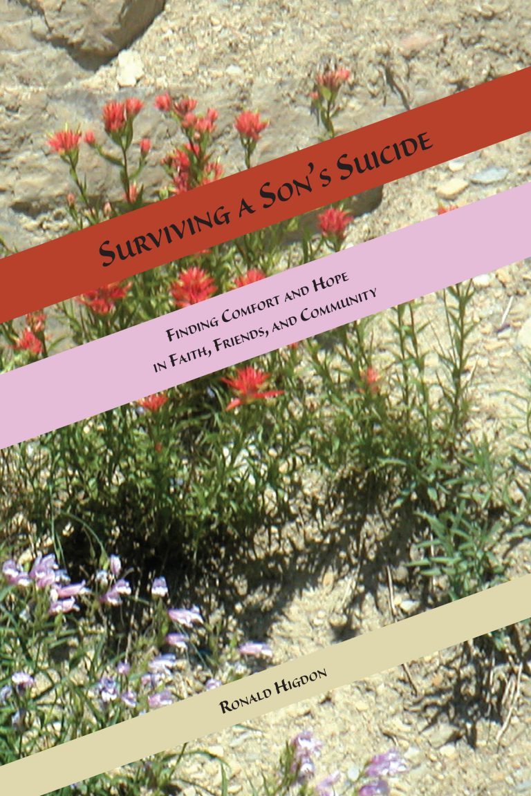 Surviving a Son's Suicide Heads to the Printer