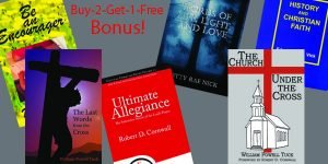 Buy-2-Get-1-Free Bonus Books