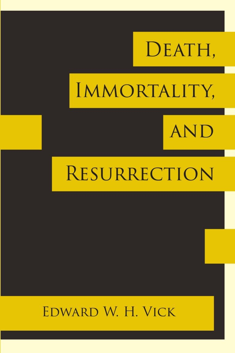 Preview for Death, Immortality and Resurrection