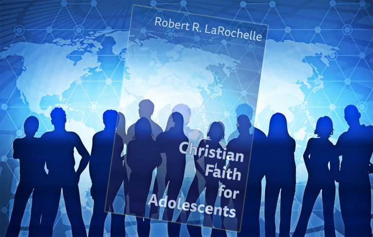 New Book: Christian Faith for Adolescents