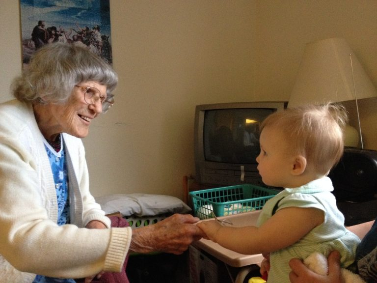 Myrtle Alice Blabey Neufeld: Proverbs 31 Servant