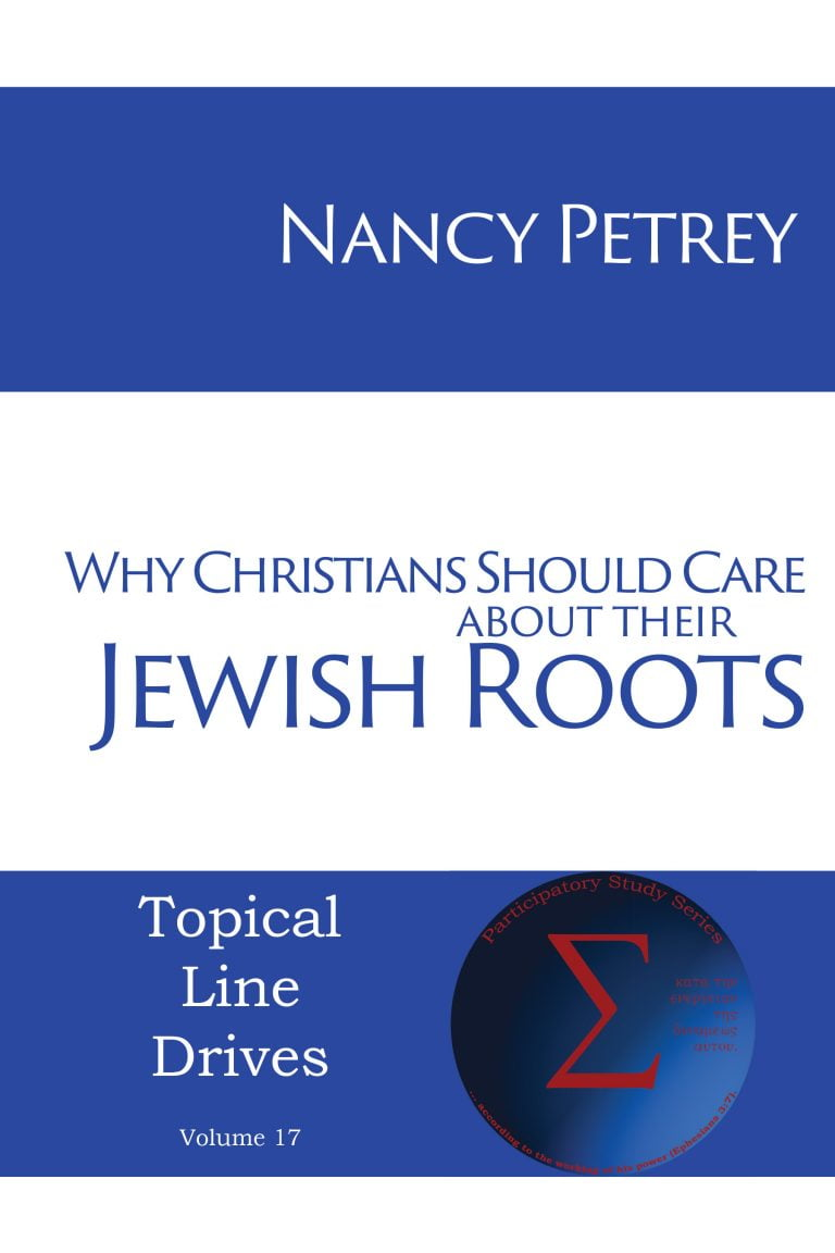 From Our Books: Why Christians Should Care about Their Jewish Roots