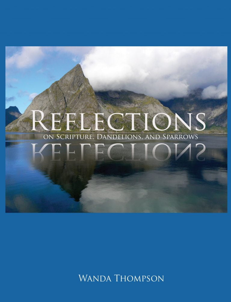 Now on Amazon.com: Reflections on Scripture, Dandelions, and Sparrows