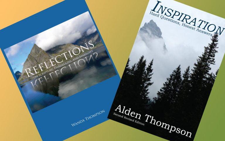 Book Signing: Alden & Wanda Thompson