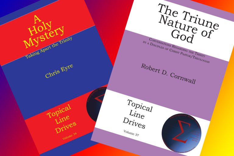 Why Two New Books on the Trinity