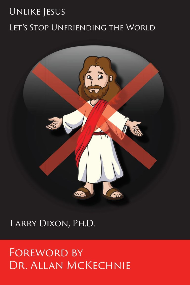Press Release: Unlike Jesus