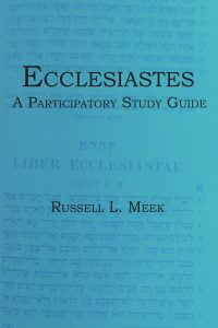 Ecclesiastes Participatory Study Guide