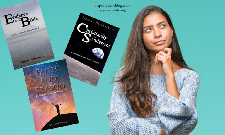 EBOOK GIVEAWAY: Consider Christianity Volumes 1 and 2